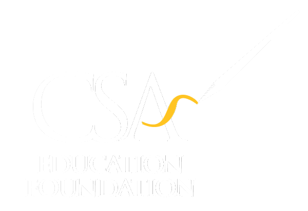 CSA Education Foundation Logo